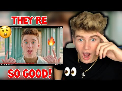 TALK - Why Don't We [Official Music Video] REACTION