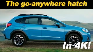 2016 Subaru Crosstrek Detailed Review and Road Test - In 4K UHD!