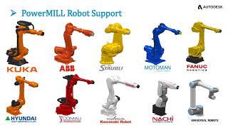 [D&M] D&M 온라인 컨퍼런스 2019 세션(2) Autodesk Advanced Manufacturing Solution - 로봇으로 준비하는 제조 산업의 미래