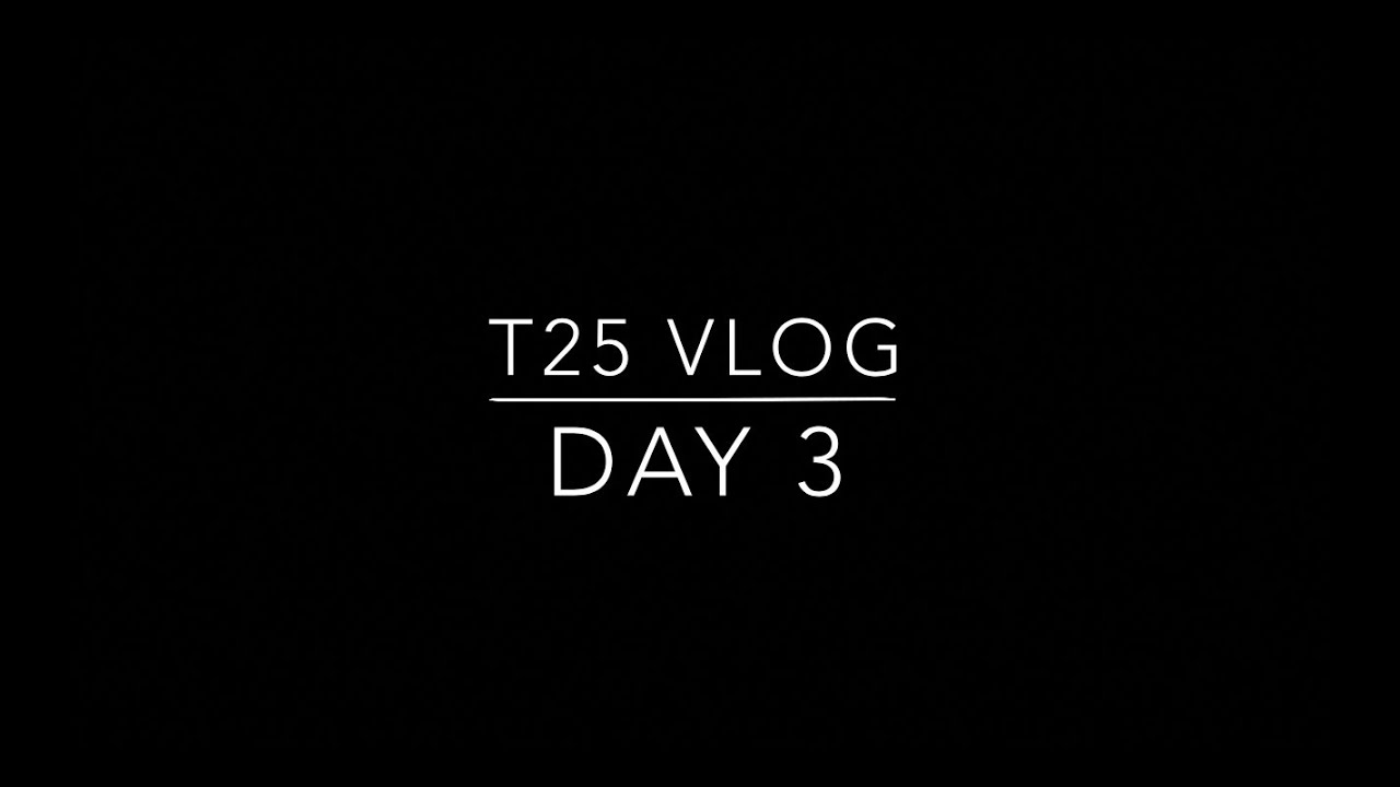 Shaun T's Focus T25 Review | Day 3: Total Body Circuit Workout | Great  Workout!
