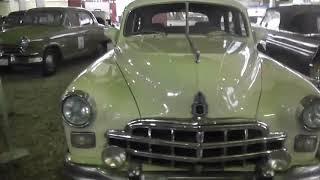 Советские Автомобили ГАЗ, Музей ретро Автомобилей ДЕД УАЗа