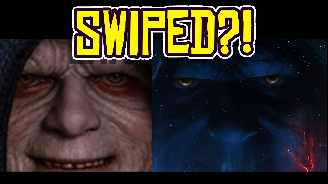 Lucasfilm Swiped The Rise Of Skywalker Poster From A Toy Youtube