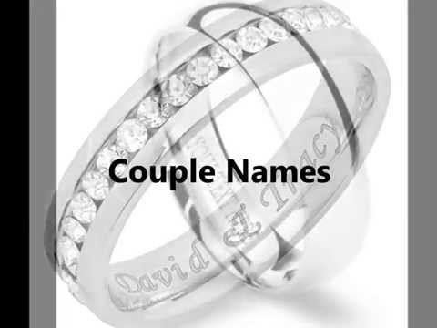 Personalized Ring Engraving Ideas