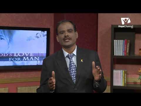 13 God's Love for Man | God's Laws are Eternal | Pr. M. Raju