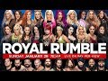 Every Confirmed WWE Royal Rumble 2018 Entrant So Far