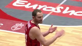 Vechta at Wuerzburg - 2020-21 German BBL | Playing Time Philipp Herkenhoff #14 black