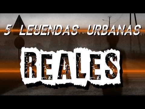 5 LEYENDAS URBANAS REALES (Parte 2)
