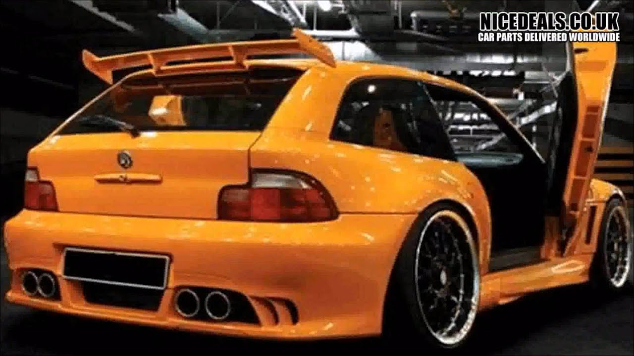 Bmw Z3 Body Kits Sports Bumpers Fenders Grilles Youtube