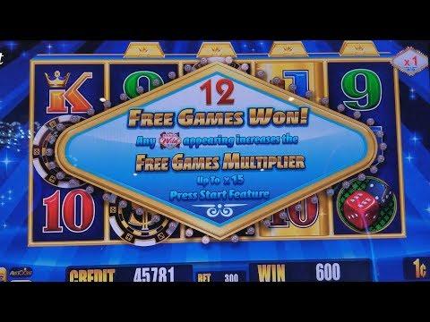 GOLD BONANZA SLOT MACHINE BONUSES & JACKPOT FEATURE !  Slot Play