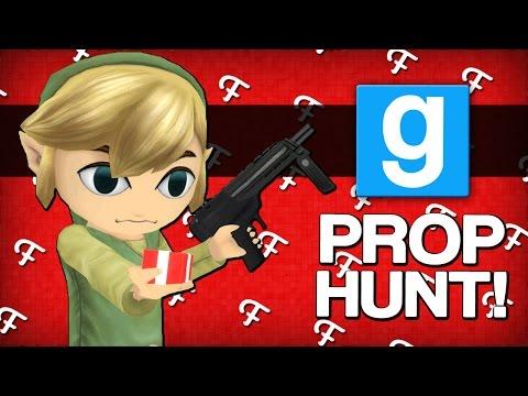 Gmod: Santas Little MC Helper! (Garrys Mod Prop Hunt - Comedy Gaming)
