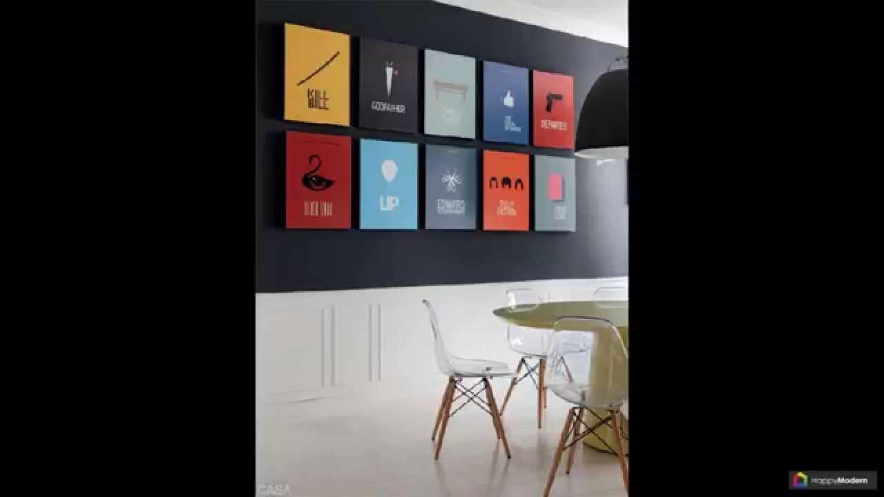 Постеры для интерьера своими руками 66