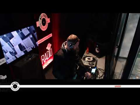 DAHRYL Live Belfast Underground Radio with guest Miniminds Hard Techno, Truss, perc,  dax j
