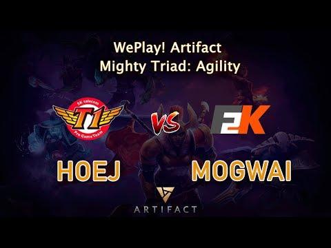 Hoej vs Mogwai vod