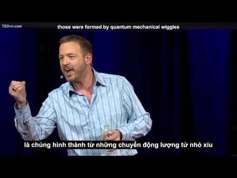 TED Vietsub Allan Adams nói về khám phá bằng chứng về sóng hấp dẫn