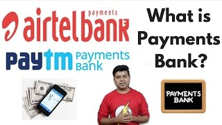 Payments Bank Explianed, Pros, Cons, How They Are Different | Gadgets To Use