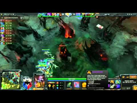 DotA 2 Rambulan #12: Finals: QQQ vs NAVY Part 2 Travel Video