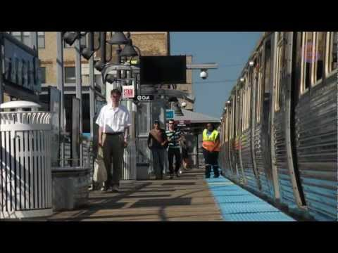 HD Time Lapse Chicago. Stop motion of Chicago