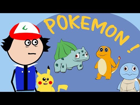 POKEMON X E Y *** PARODIA *** - VIDEO DIVERTENTI
