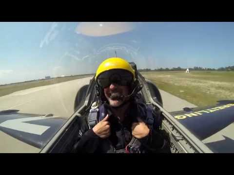 Ride-Along with Breitling Jet Team and FLYING Magazine