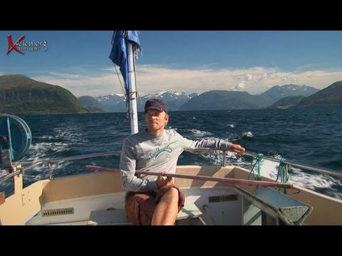 Beautiful Norway 6  HD Fishing the Fjord