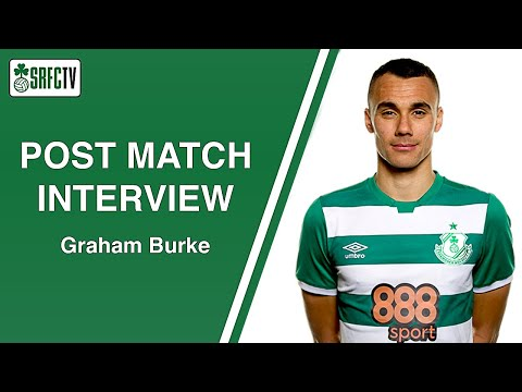 Graham Burke | Post Match Interview v St. Patrick's Athletic | 8 May 2021