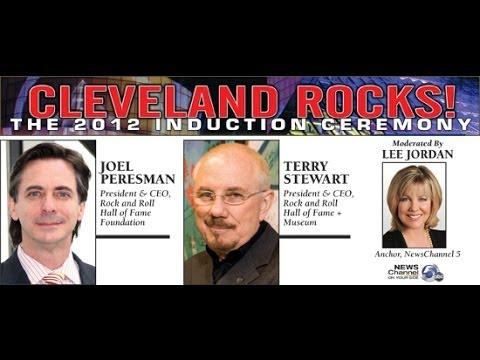Corporate Club Cleveland Rocks! 2012