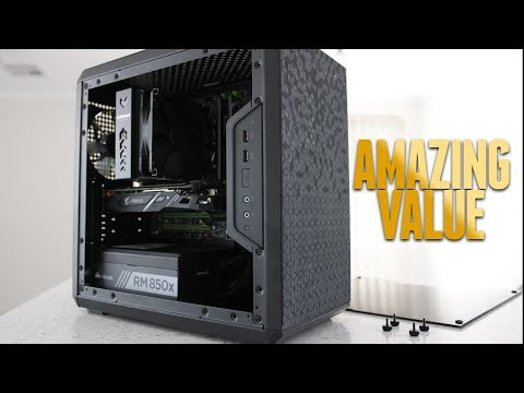 Cooler Master MasterBox Q300L Review
