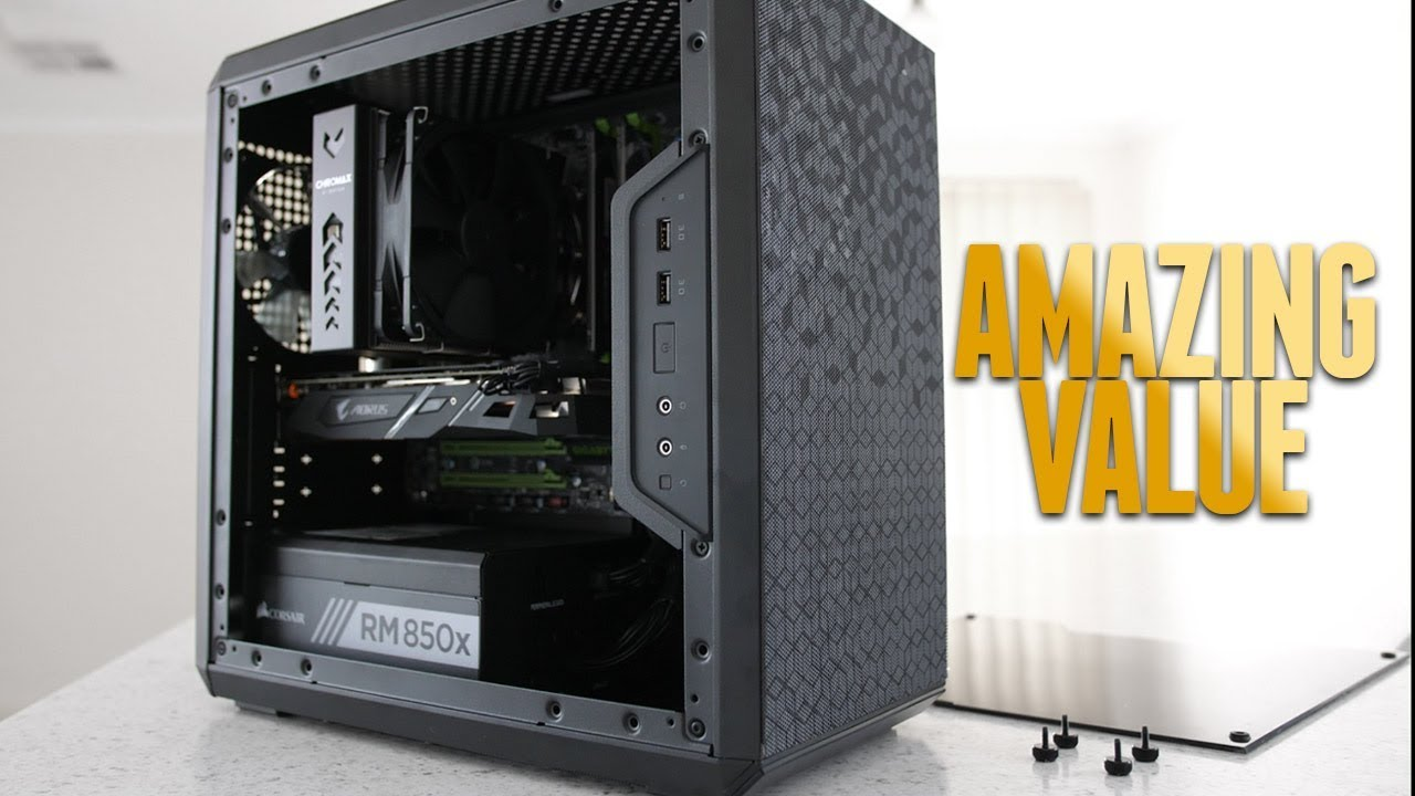 f1bcf797255 Cooler Master MasterBox Q300L Review - YouTube