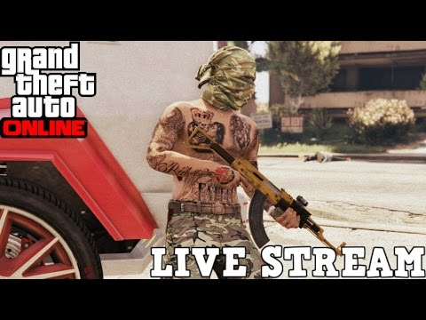 Grand Theft Auto Online | KingTay Tv | KandiKush Tv Celebration! Part.2