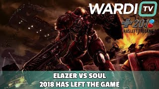 Elazer vs souL (ZvT) - 2018 Has Left the Game Groups