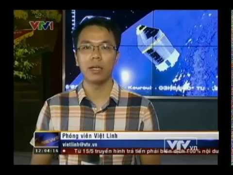 Vietnam's earth observation optical satellite system VNREDSat-1 successfully launched into space