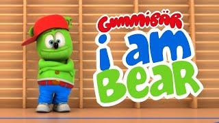 Gummibär - I Am Bear (Music Video) - The Gummy Bear