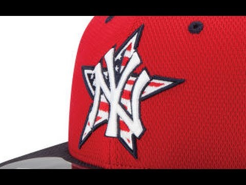 New York Yankees 4th of July hats - YouTube be68bbe923f