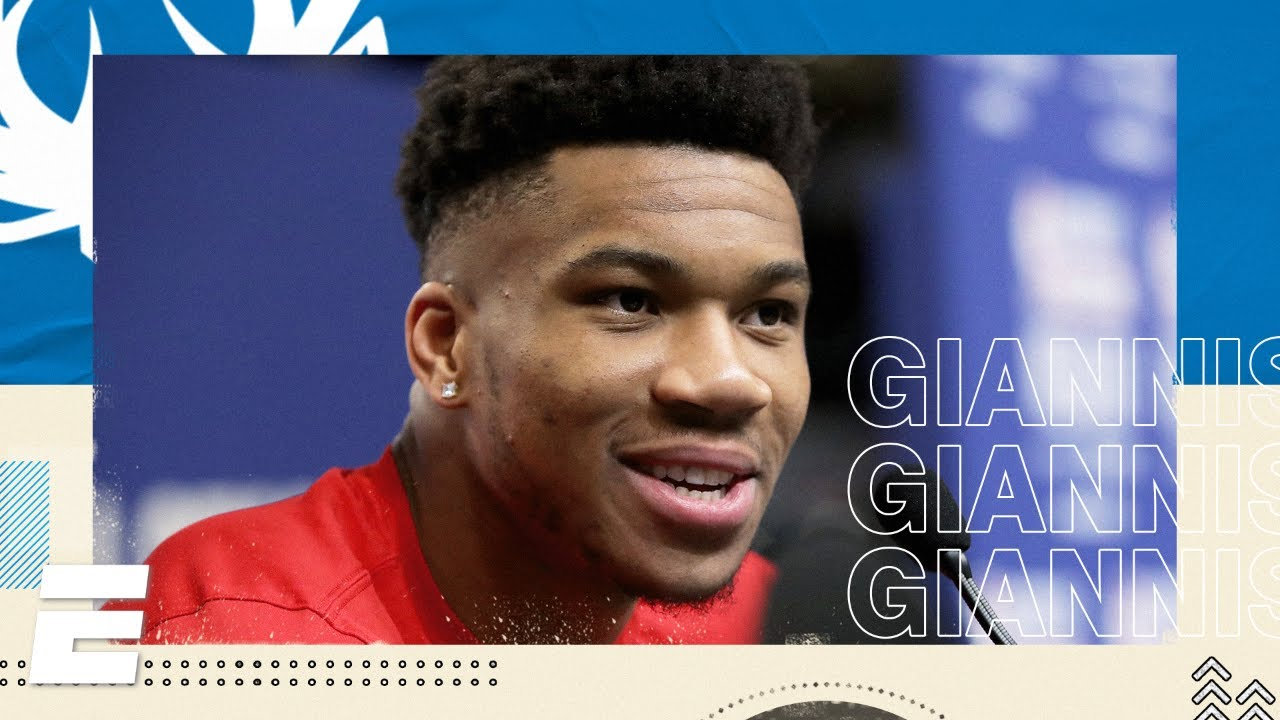 Giannis: Kobe's mentorship, being a tired new dad & the NBA missing Steph Curry | 2020 NBA All-Star