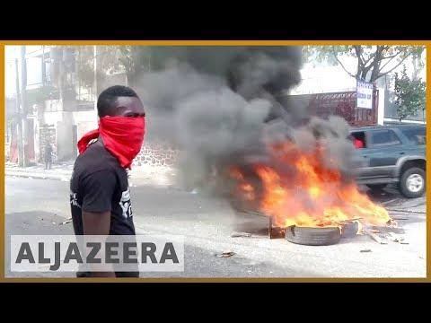 🇭🇹 Haiti: People protest demanding President Moise's resignation | Al Jazeera English