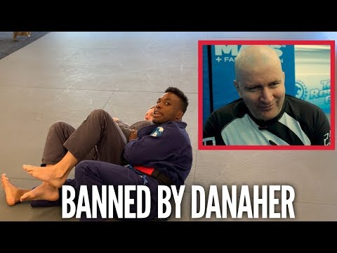Banned by Danaher: The Worlds Dangerous Takedown