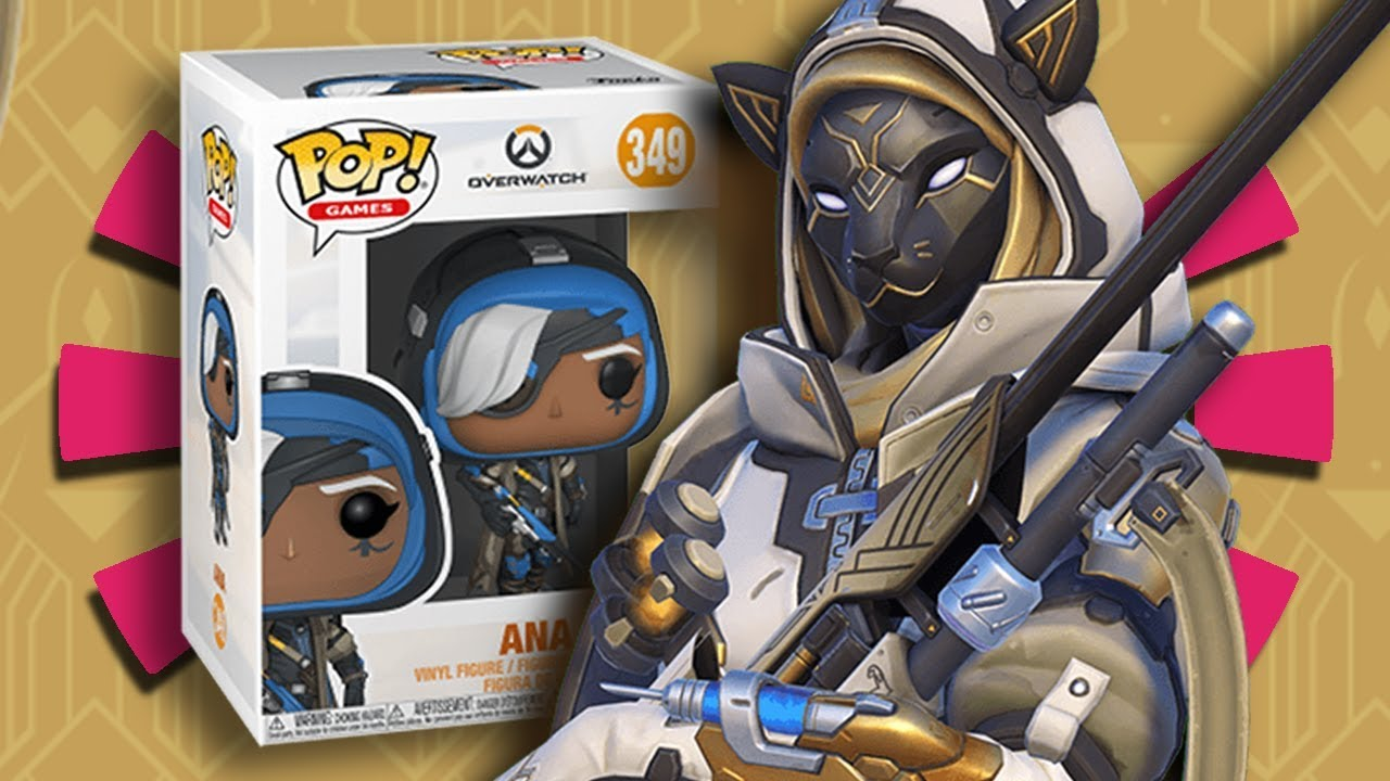 838d92b5a9d Overwatch - How to Get  FREE  Ana Skin   Funko Pop - YouTube