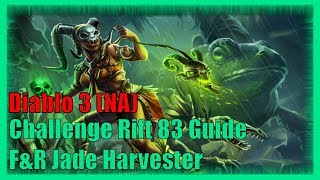 Diablo 3 Challenge Rift 83 Guide (NA) (D3 Guide and Route Strategy)