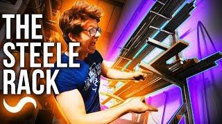 THE STEELE RACK!!!! DONE!!