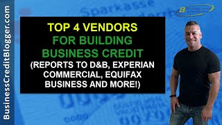 Top 4 Net 30 Vendors for Building Business Credit  Business Credit 2021