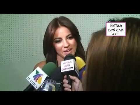 Interview with Maite Perroni