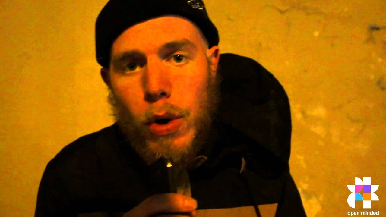 Aaron cohen x Open Minded - Freestyle - YouTube