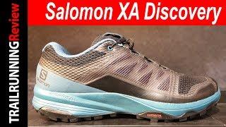 Salomon XA Discovery Preview - Zapatilla de acceso a la gama XA