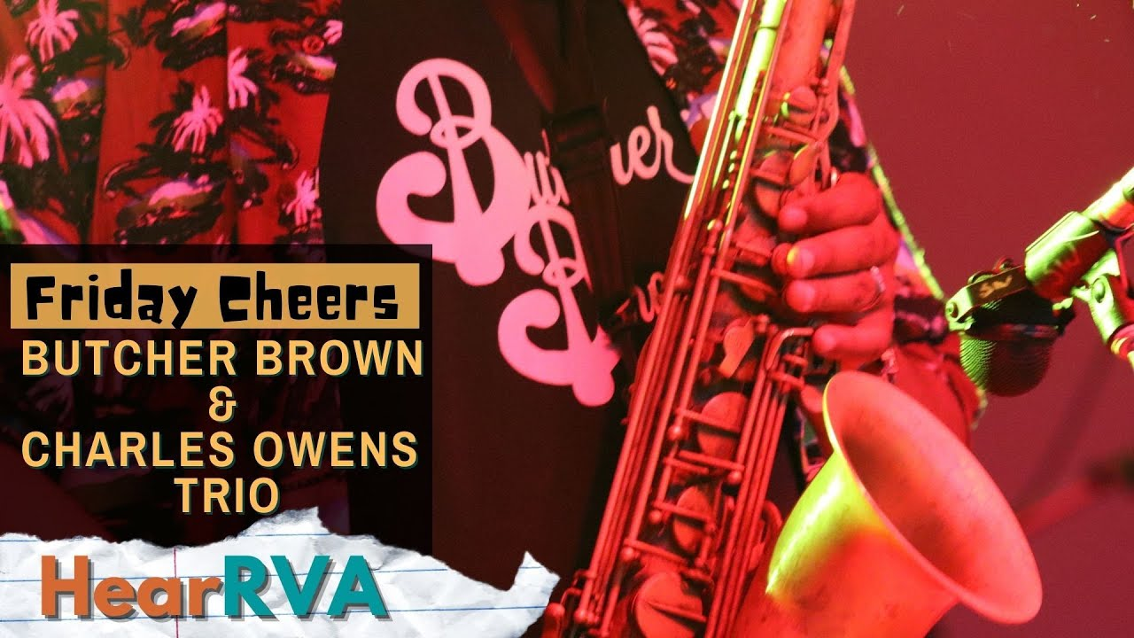 Performance: Butcher Brown and Charles Owens Trio at Friday Cheers