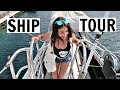 SHIP TOUR // SEA SHEPHERD'S BRIGITTE BARDOT
