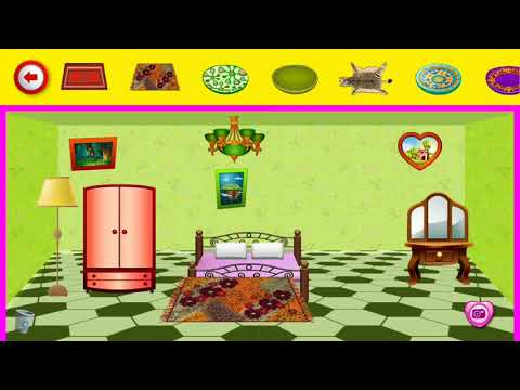 Doll House Decoration Interior Game