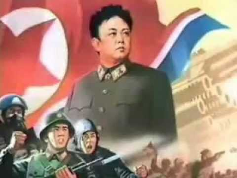 Dear Leader Kim Jong Il The Great Brilliant Commander