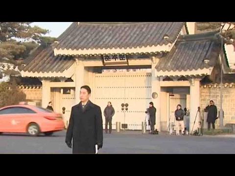 South Korean president's office blocks prosecutors' investigation
