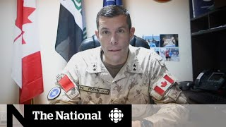 Senior military commander to lead Canada's COVID-19 vaccine distribution