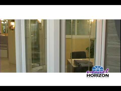 Portes fen tres nouvel horizon inc youtube for Fenetre nouvel horizon